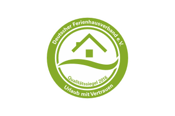 Deutscher Ferienhausverband e.V. vergibt Prüfsiegel