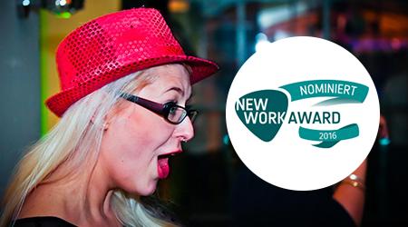 Traum-Ferienwohnungen ist nominiert für den New Work Award