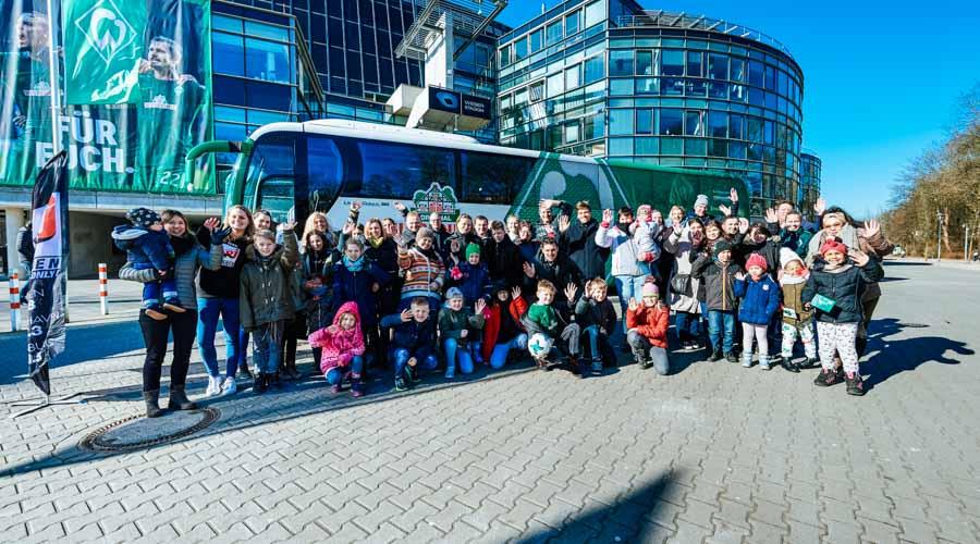 Traum-Ferienwohnungen gives ten families ten days of vacation