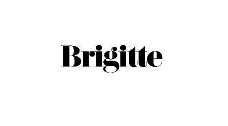 Logo Brigitte, Frauenmagazin