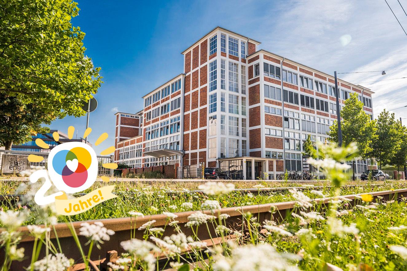 Büro von Traum-Ferienwohungen in der Überseestadt Bremen