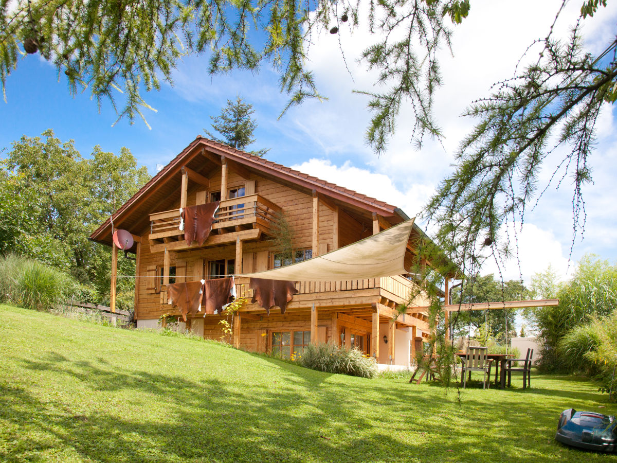 Ferienhaus Alpenpanorama-Chalet