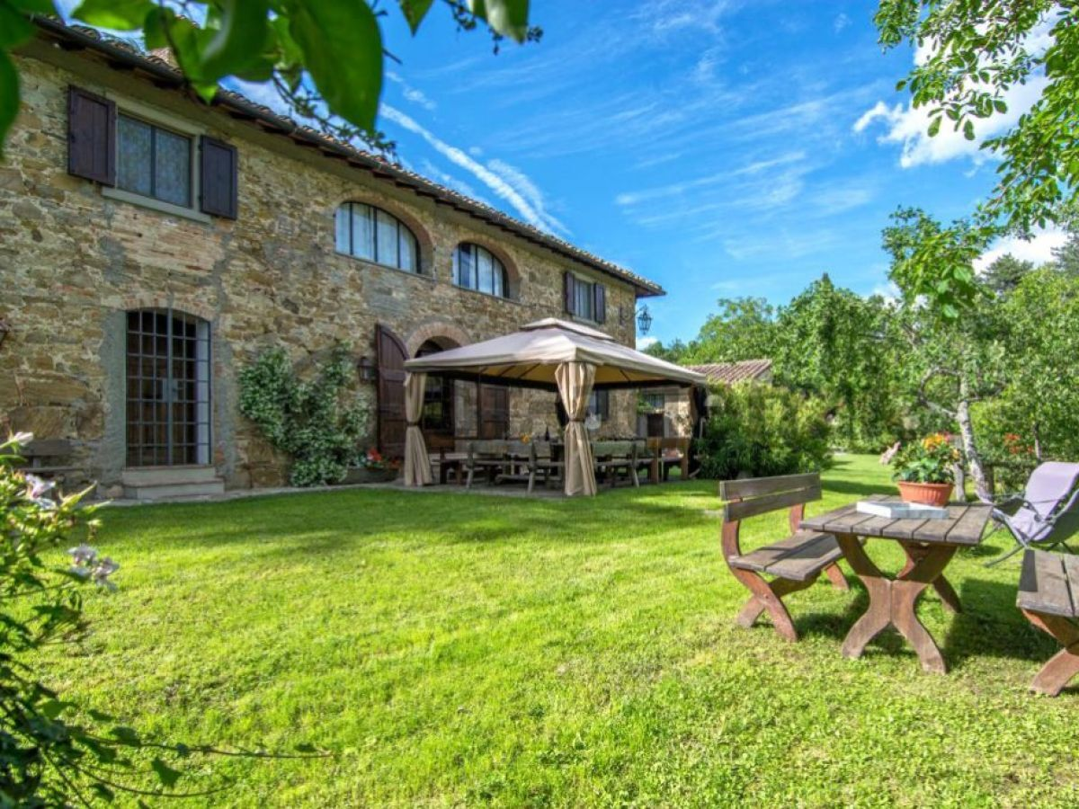 Außenansicht Ferienhaus Borgo San Lorenzo