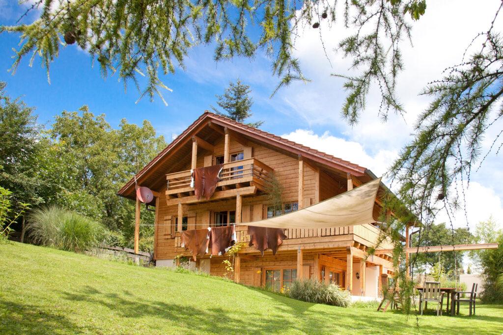 Ferienhaus Alpenpanorama Chalet