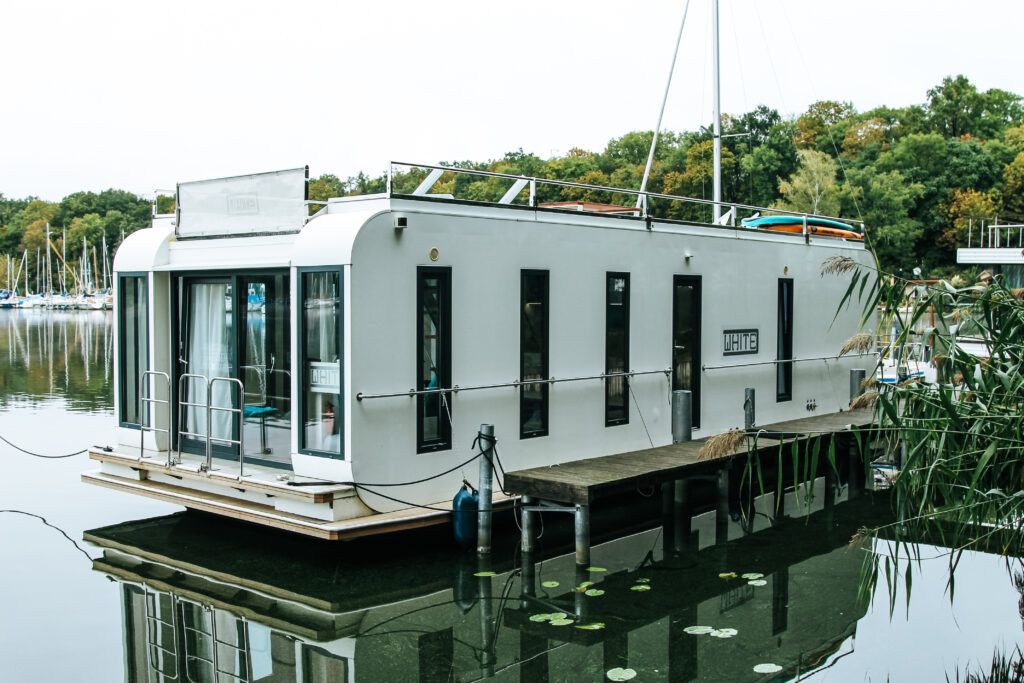 Hausboot White Berlin