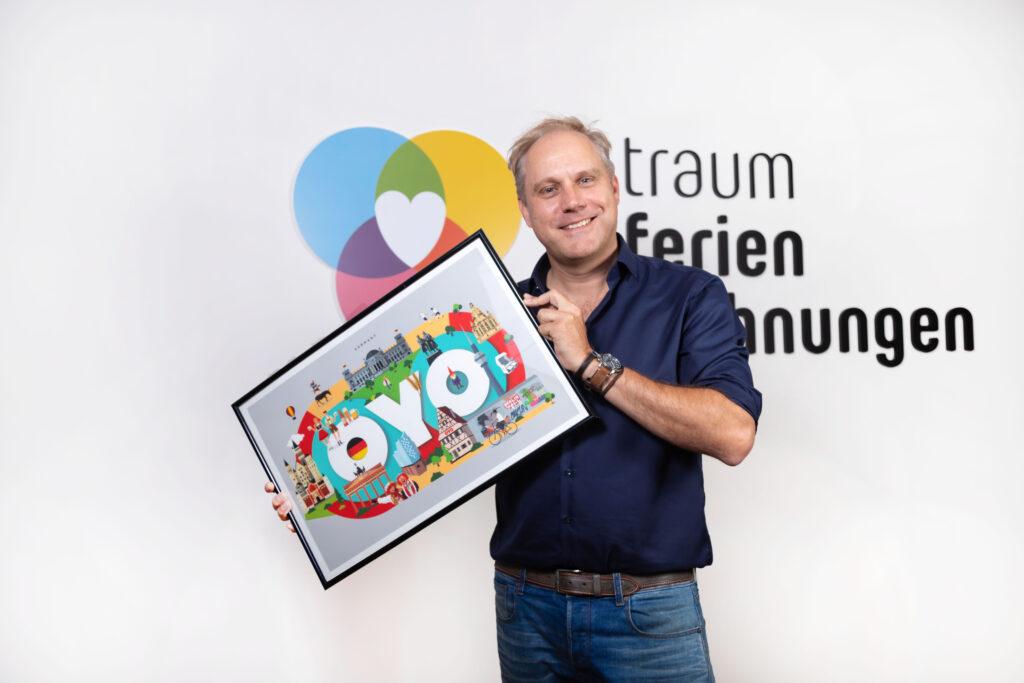 Geschäftsführer Ruud Smeets